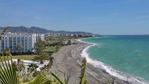 House for sale near playazo Beach with sea an mountain views